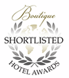 Boutique Hotels Awards Shortlisted